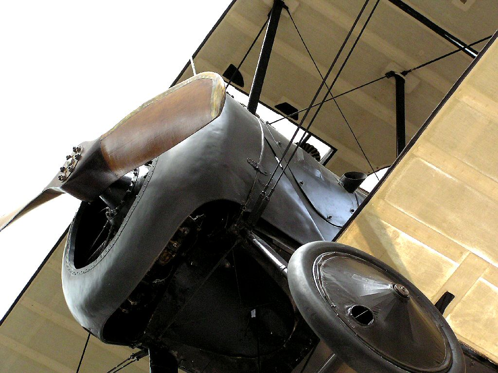 Royal Navy Air Service and Royal Flying Corps RFC Sopwith Camel WW1 Fighter Biplane - Photgraphic wallpaper -  just like the ones you can drive with Microsoft flight simulator